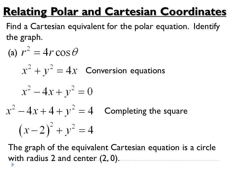 Converting Rectangular Equations To Polar Equations - Jennarocca