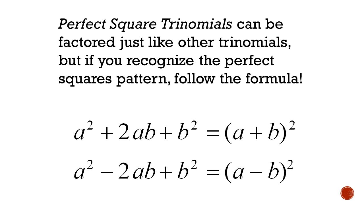 worksheet Factoring Perfect Square Trinomials Worksheet perfect square trinomial worksheet with answers to factoring trinomials examples square