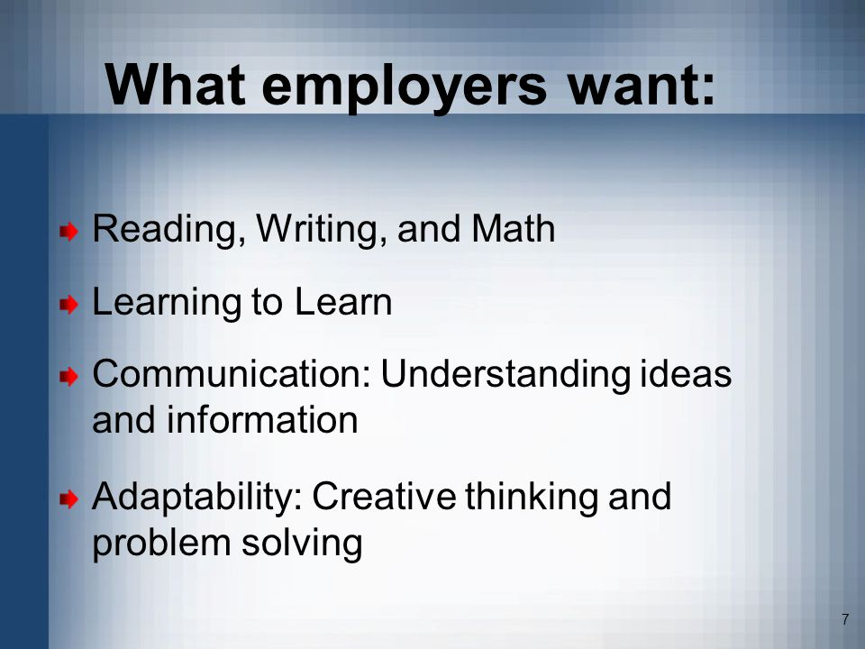 jobs that require creative problem solving