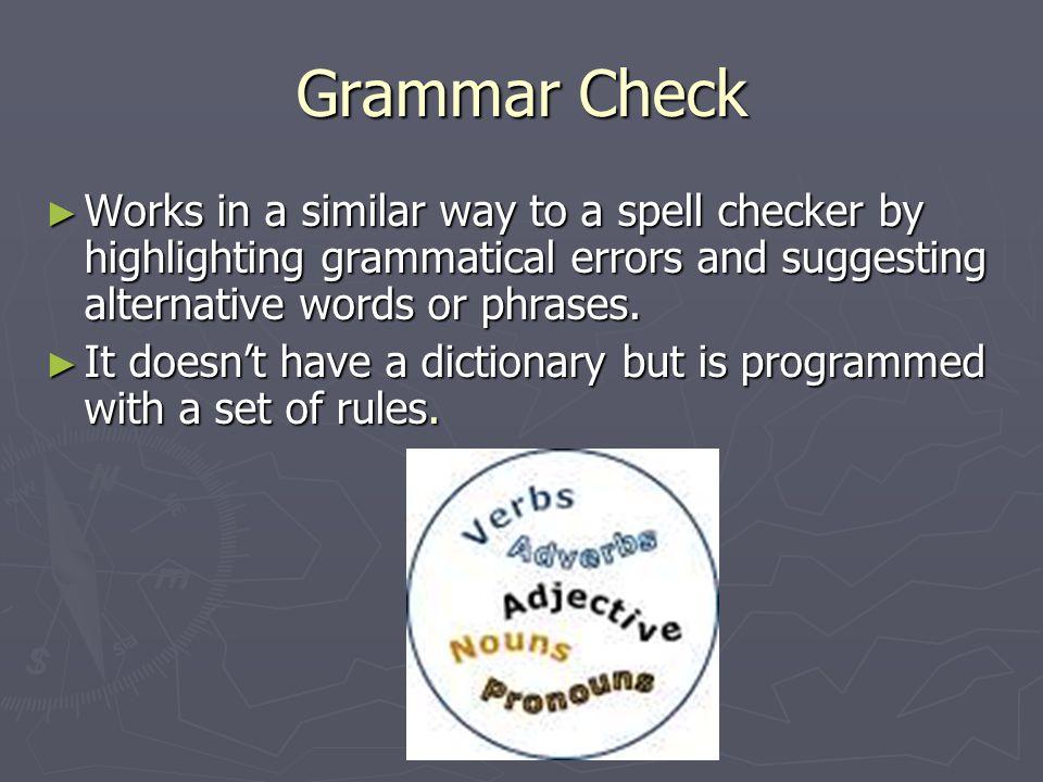 reverso grammar check