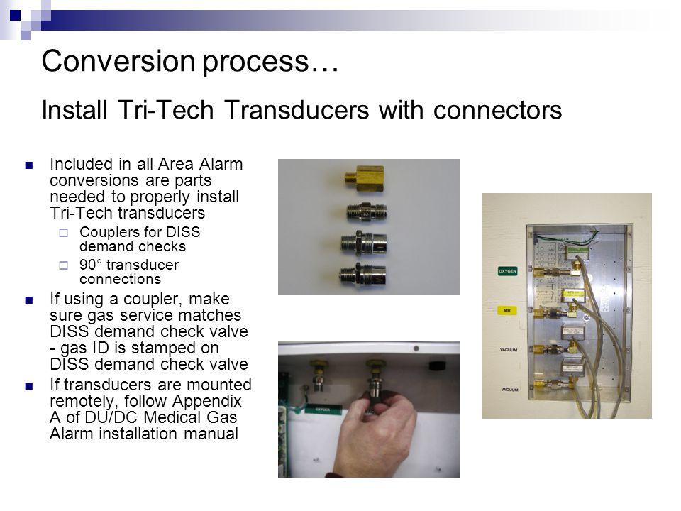 slide_10 tri tech medical medical gas alarm panel conversion kits ppt medical gas alarm panel wiring diagram at gsmx.co