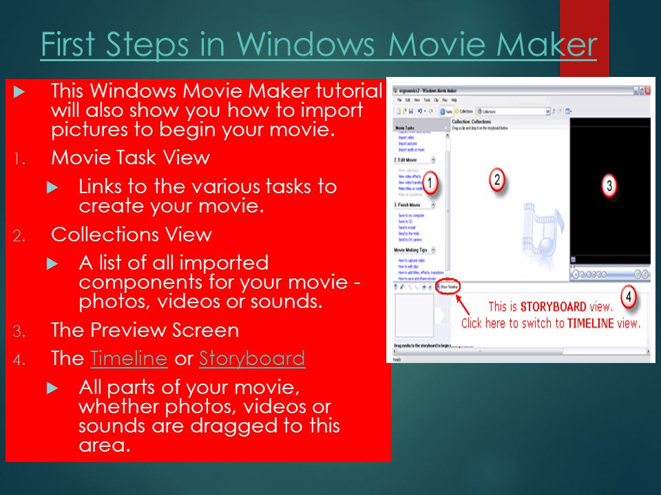 What is Windows Movie Maker.