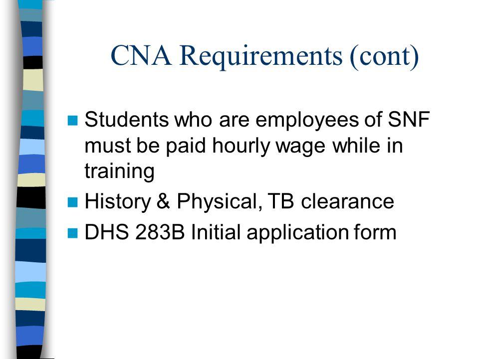 Cna Inservice Hours Form Ibovnathandedecker