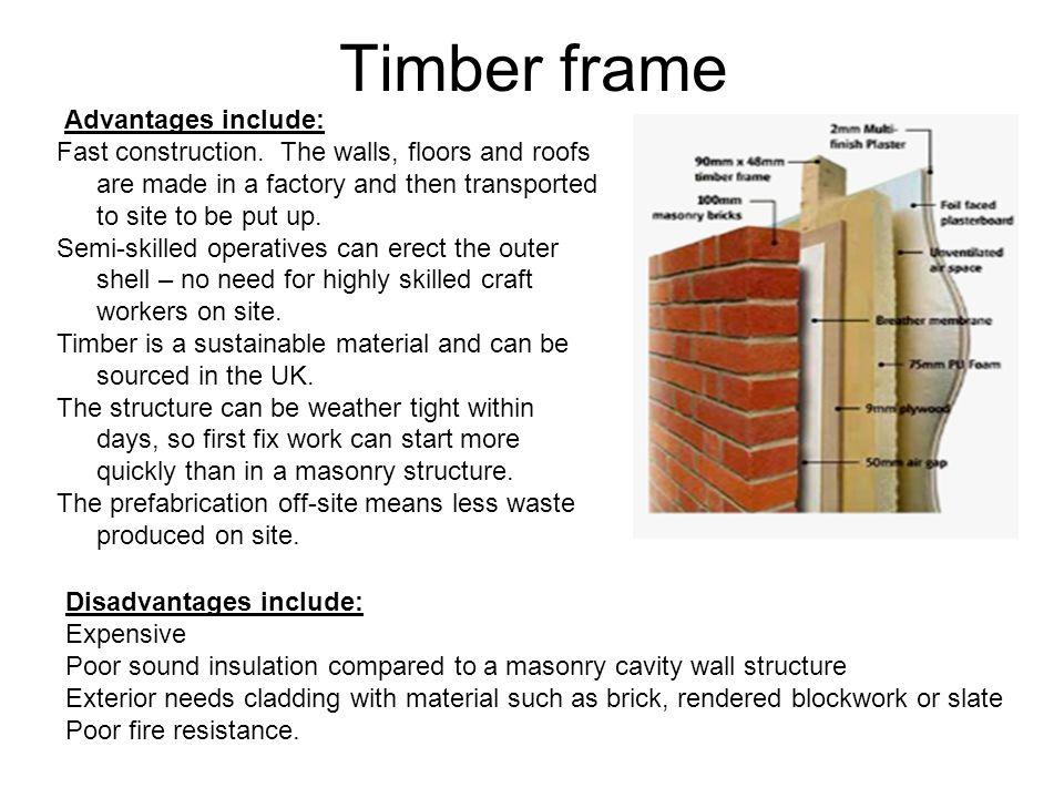 Timber Frame Advantages And Disadvantages - Frame Design & Reviews ✓