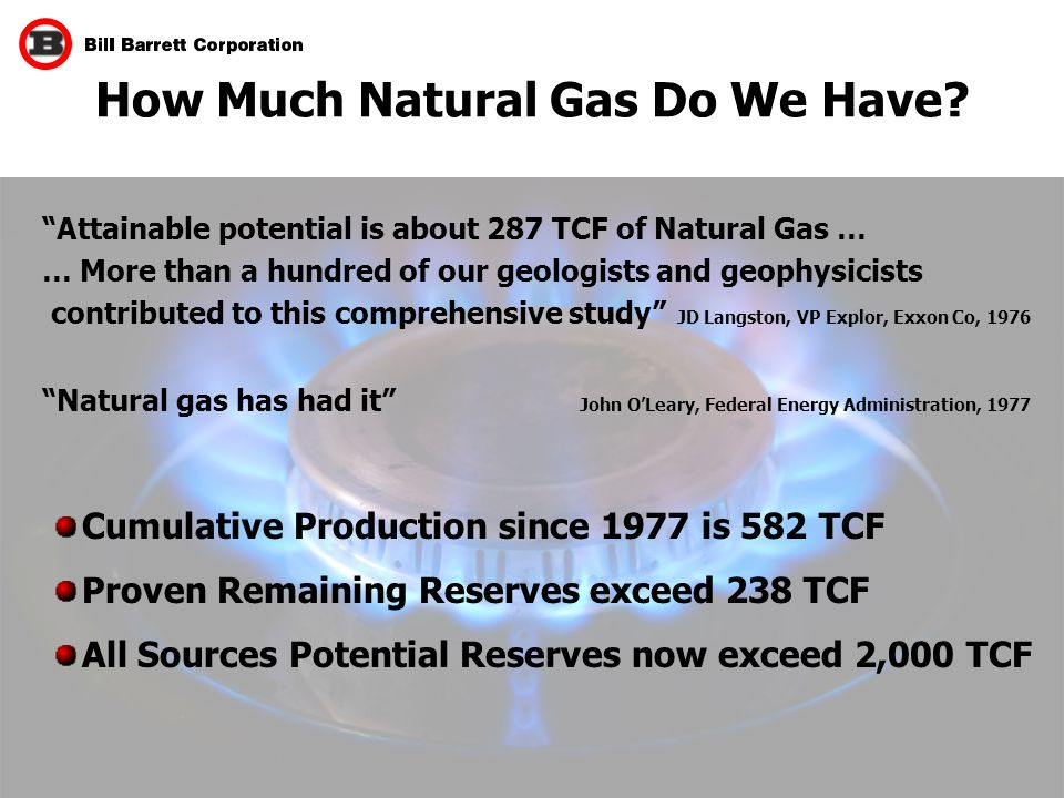 6 How Much Natural Gas Do We Have.