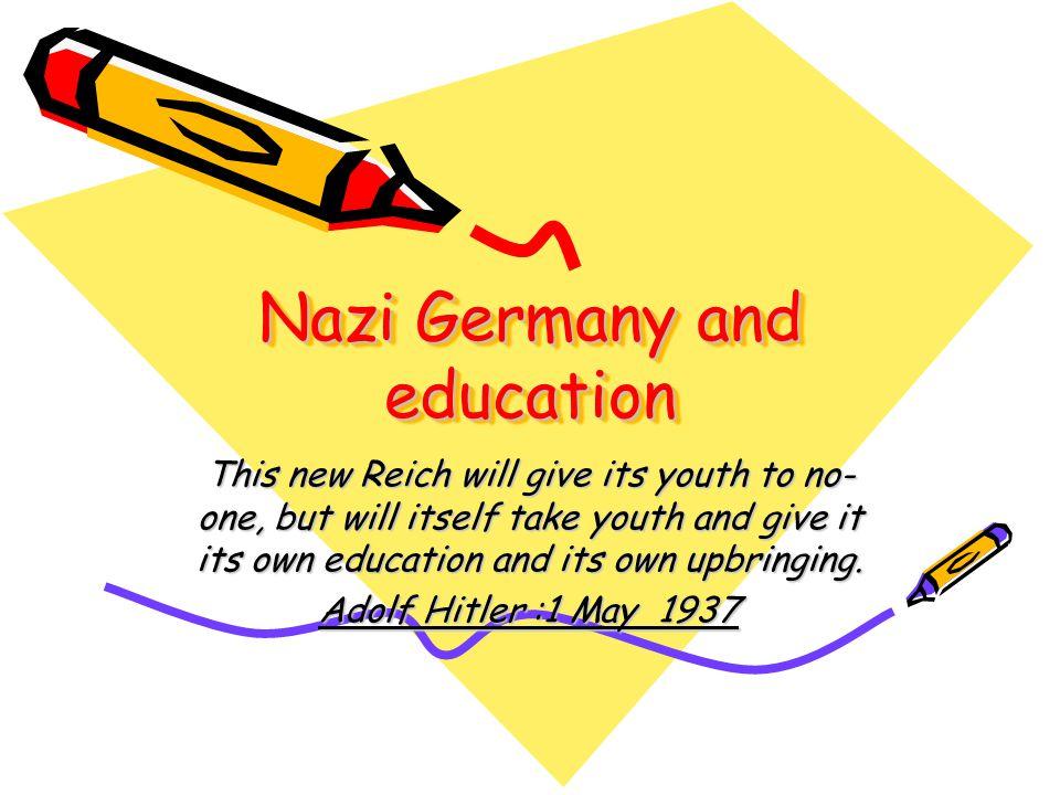 germany education