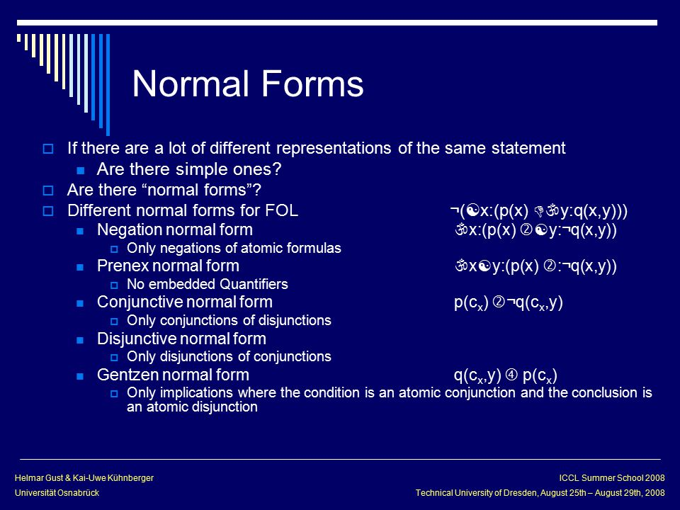 Computational Logic and Cognitive Science: An Overview Session 1 ...