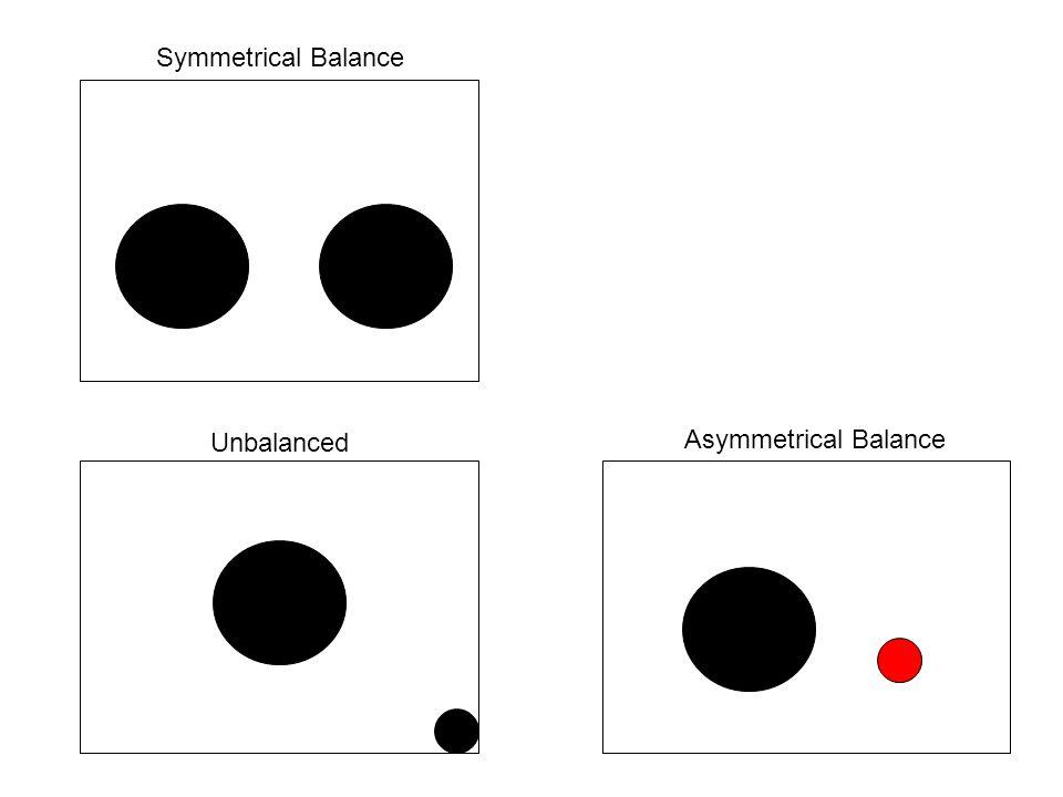 symmetrical and asymmetrical balance fall 2018