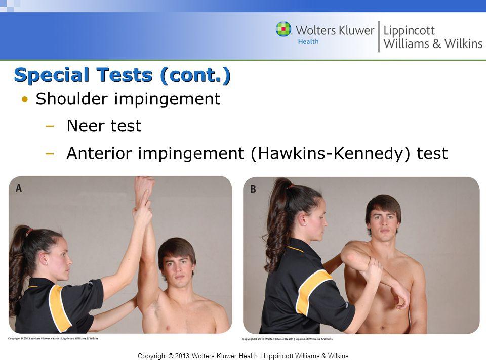 kennedy hawkins test