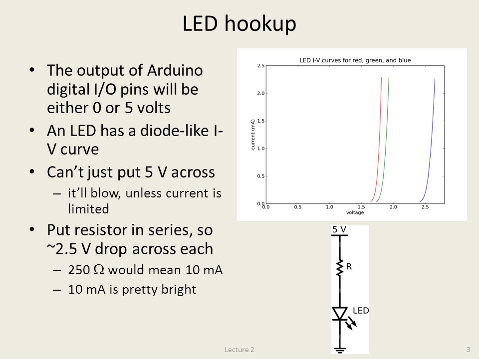 Physics 120B: Lecture 2 Topics and Techniques for Week 1 Lab. - ppt ...