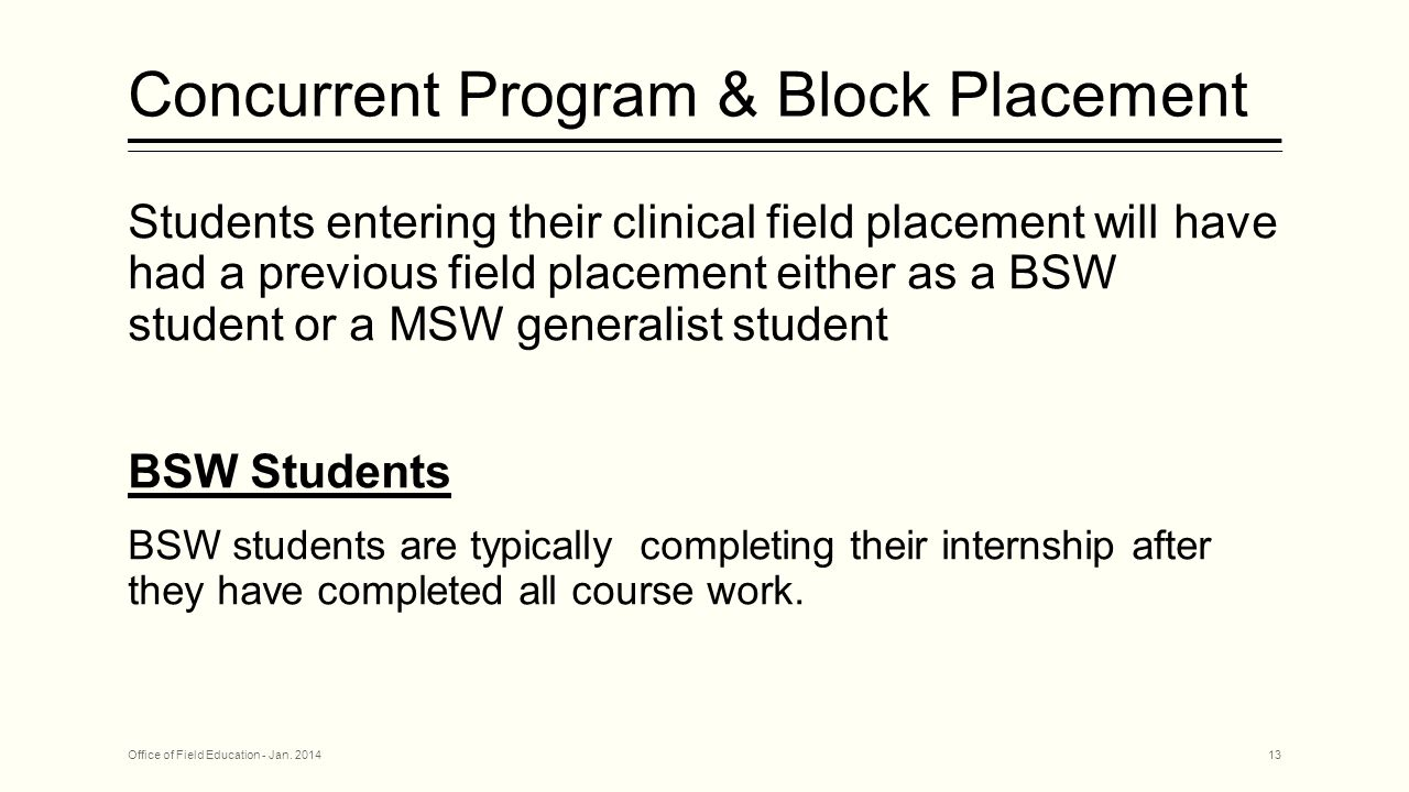 block placement report msw Posts about download msw concurrent visit ignou written by format for report writing field work social work, report writing sample on visit to an old age.