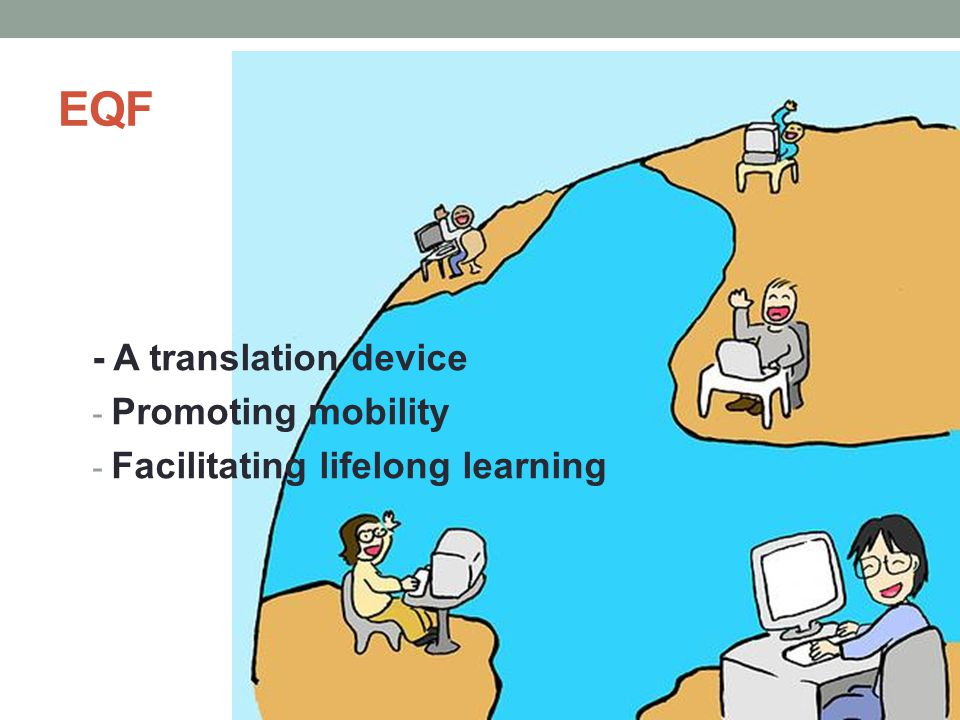 EQF - A translation device - Promoting mobility - Facilitating lifelong learning