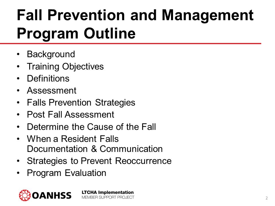falls risk and fall prevention strategies Risk factors for falls (eg, morse fall scale17-20 developing prevention strategies specific to identified risk factors for example, the veterans.