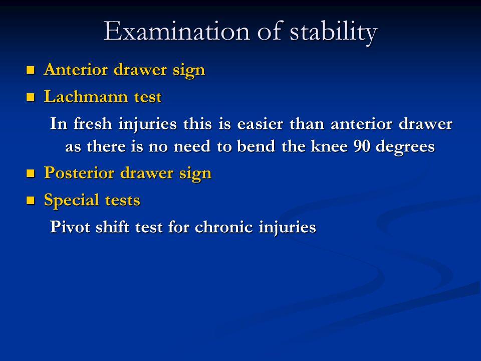 Knee Injuries University of Debrecen Medical and Health Science ...