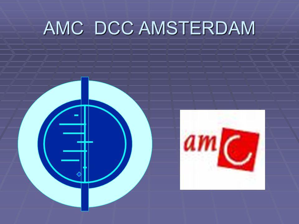 AMC DCC AMSTERDAM