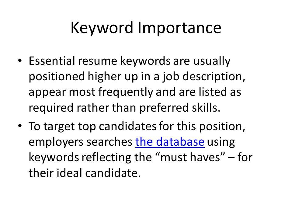 LearnEnglish | British Council | Essays database resume keywords ...