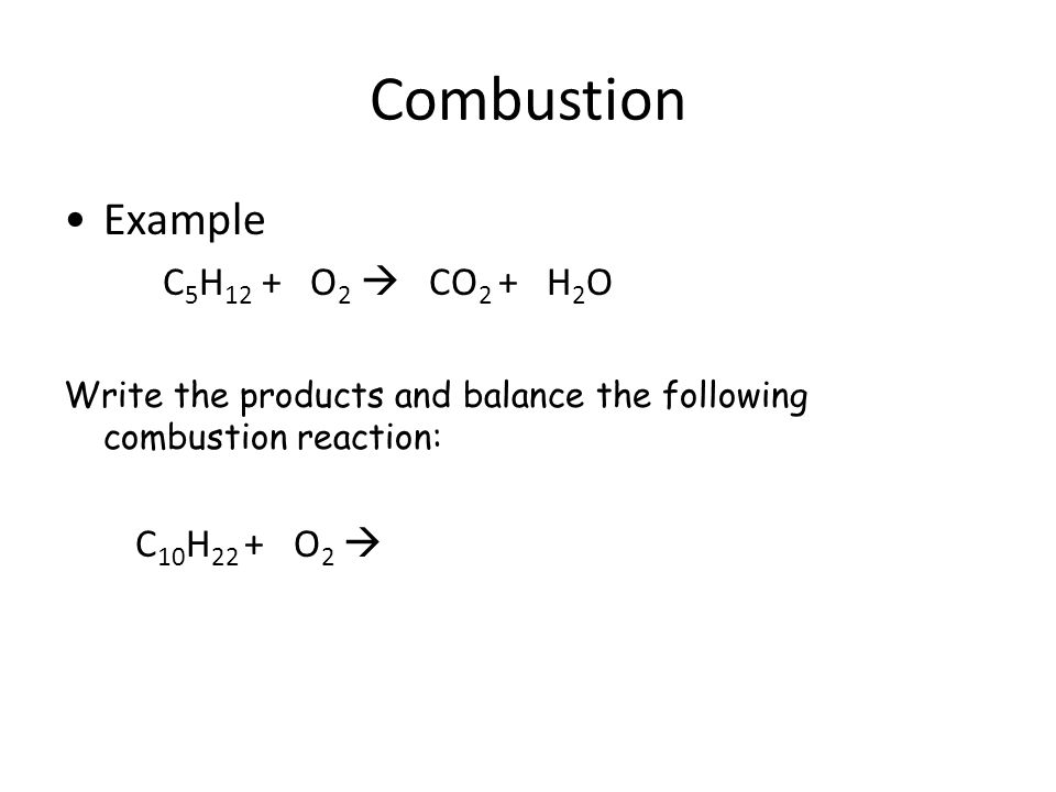Chemical Reactions Symbols Used In Writing Reaction Equations