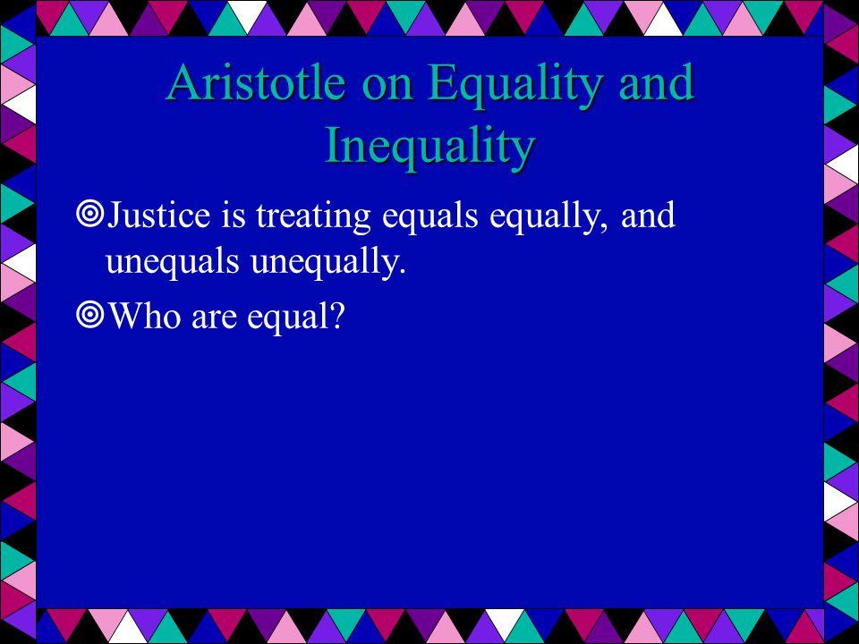 a comparison of platos and aristotles politics