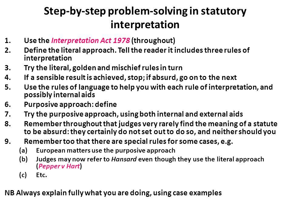 literal golden mischief rules