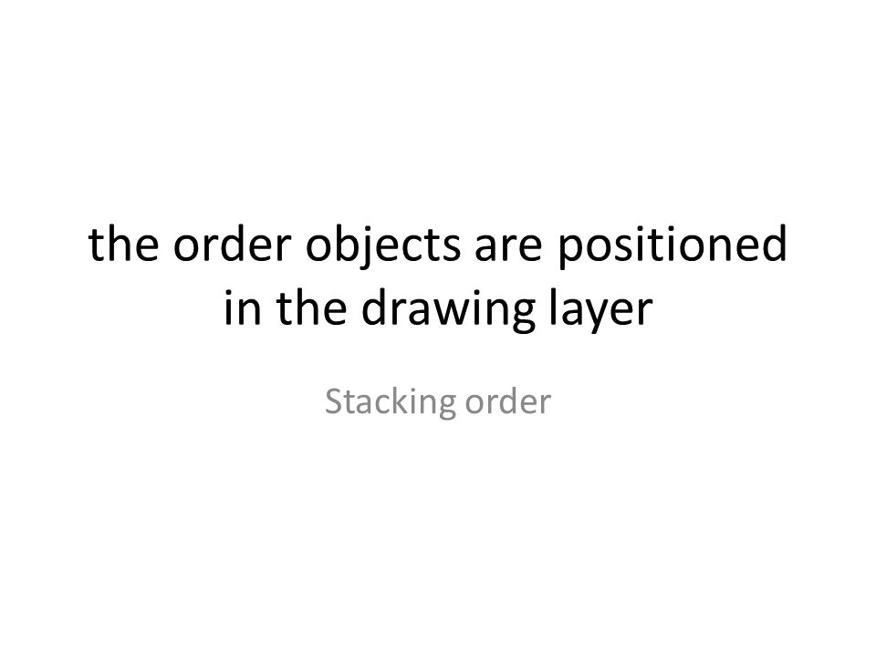 Word processing chapter 5 review slides all template files have 3 the order objects are positioned in the drawing layer stacking order toneelgroepblik Image collections