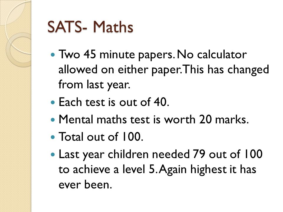 sats papers help English, maths and science advice for parents and sats past papers grips with new educational techniques and get free homework help and information.