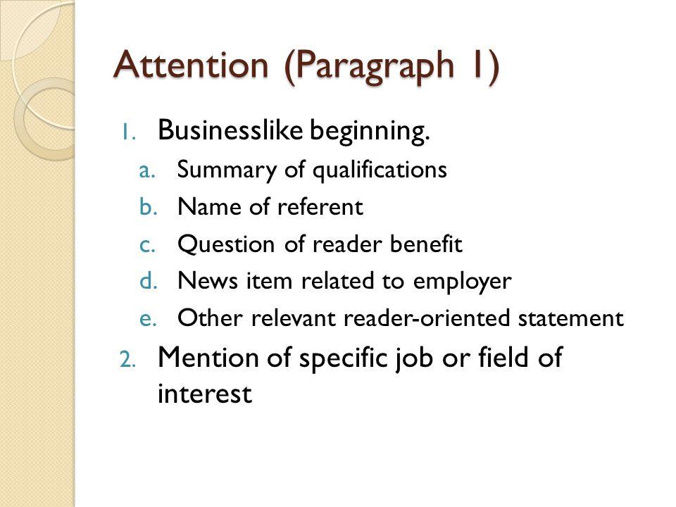 spontenous job application cover letter