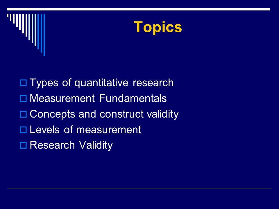 quantitative research paper