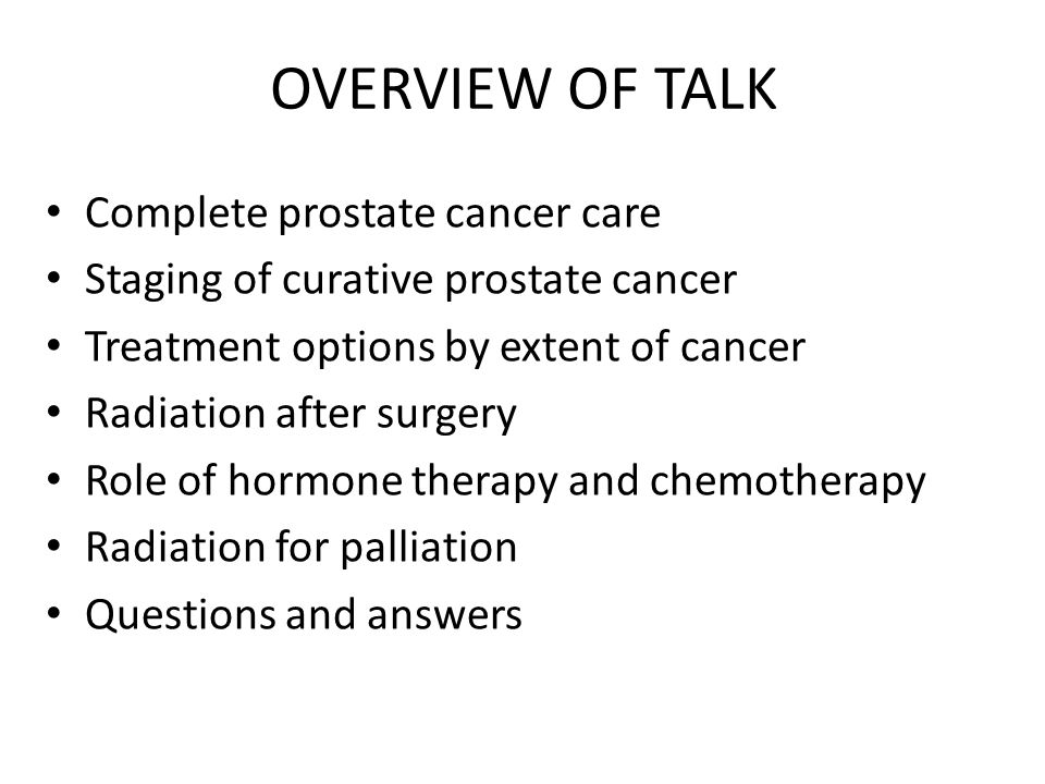 Everything you need to know about Prostate Radiotherapy During the talk or at end send QUESTIONS: Rob Rutledge, MD, Radiation Oncologist Associate Professor, Dalhousie University CEO, the Healing and Cancer Foundation
