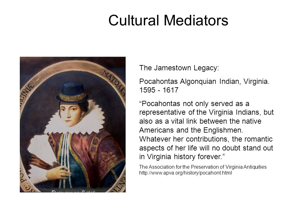 The role of native american women in cultural continuity and cultural mediators the jamestown legacy pocahontas algonquian indian virginia sciox Image collections