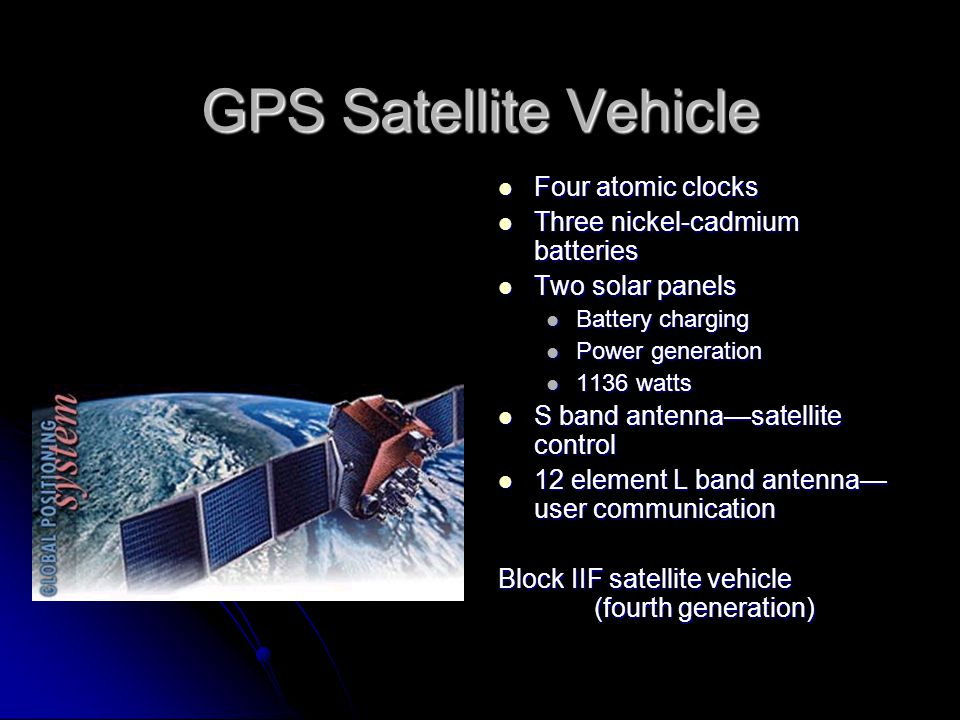 introduction to the global positioning system Gps for fire management - 2004 introduction to the global positioning system pre-work pre-work objectives describe at least three sources of gps signal error, and identify ways to mitigate or reduce those errors.