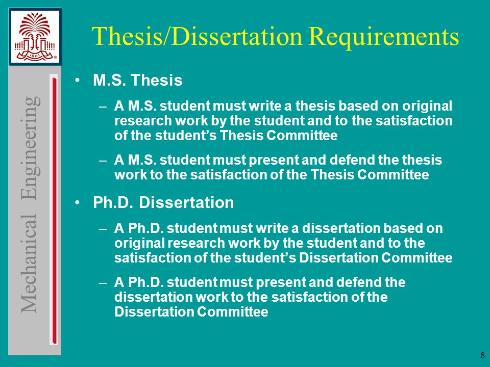 Thesis Or Dissertation