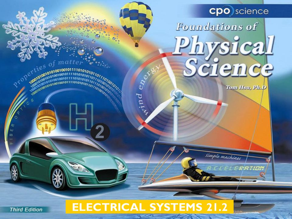 ELECTRICAL SYSTEMS 21.2