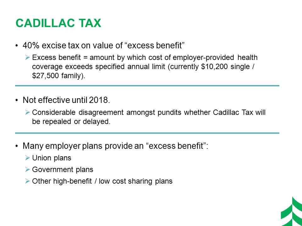 2018 cadillac tax limits.  2018 53 cadillac tax  for 2018 cadillac tax limits