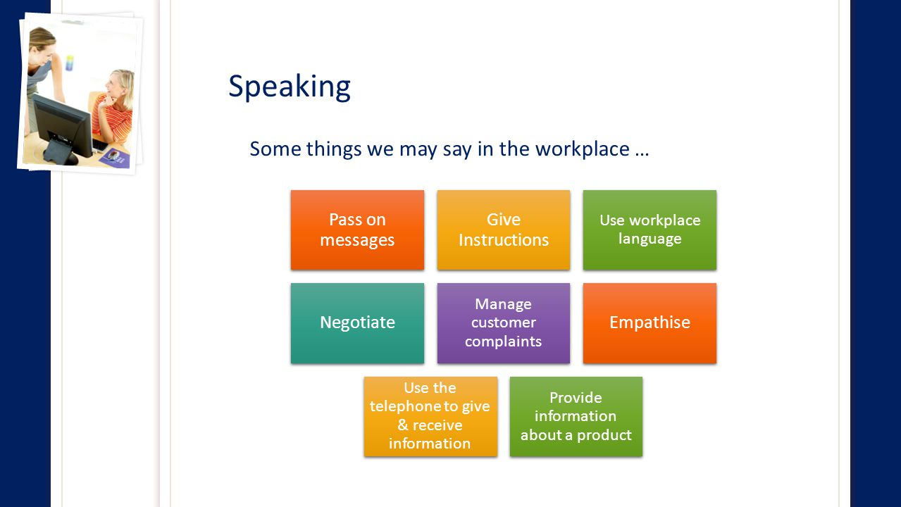 generic skills that enable our technical skills employability 6 speaking