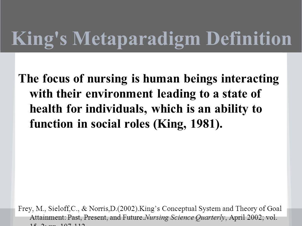 nursing theorist grid 3 essay