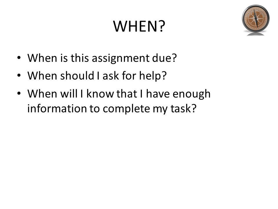 Do An Assignment