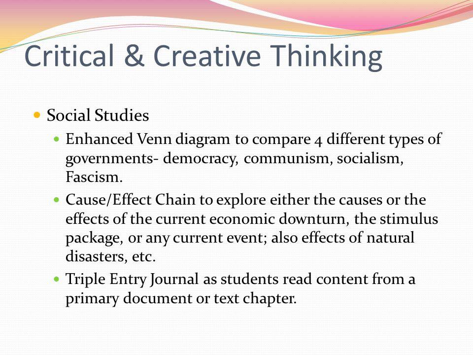critical thinking in social work Critical social work