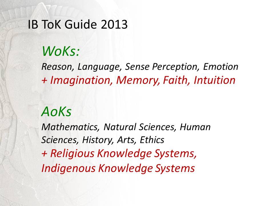 tok essay imagination vs knowledge