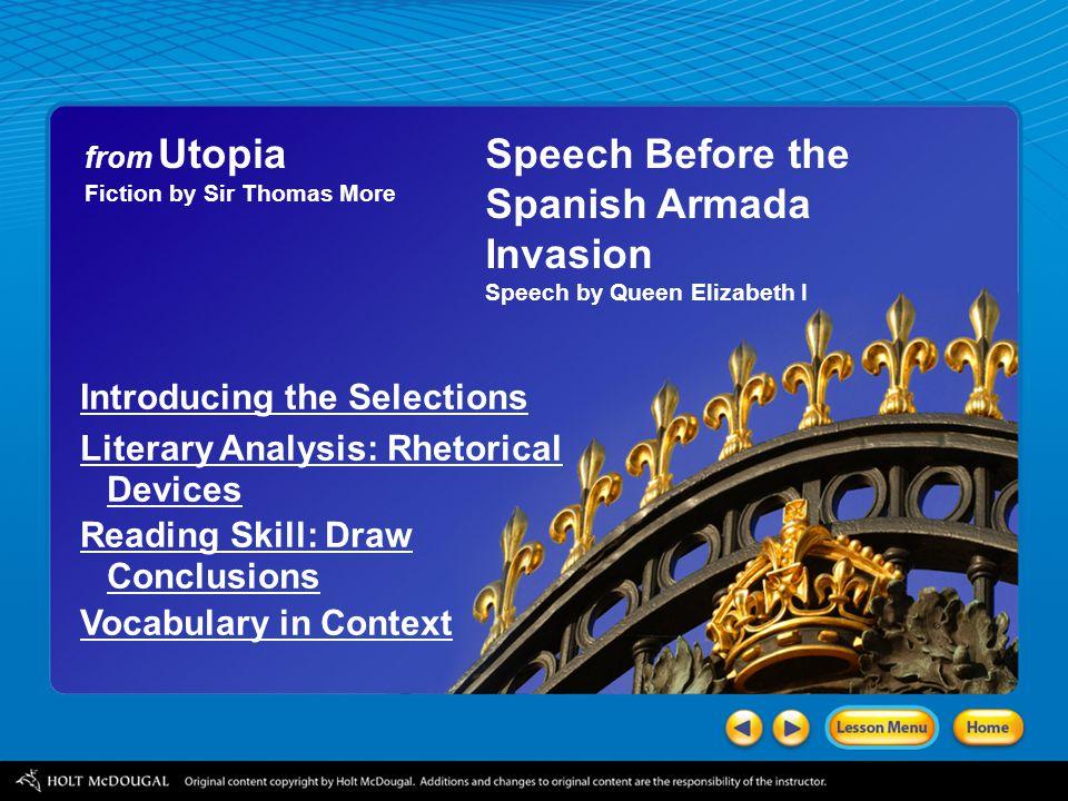Utopia analysis essay