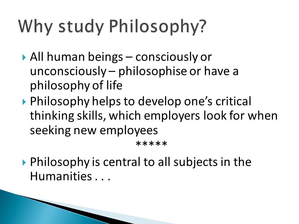 Philosophy logic and critical thinking
