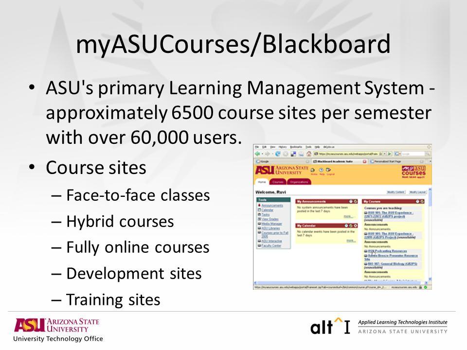 asu blackboard