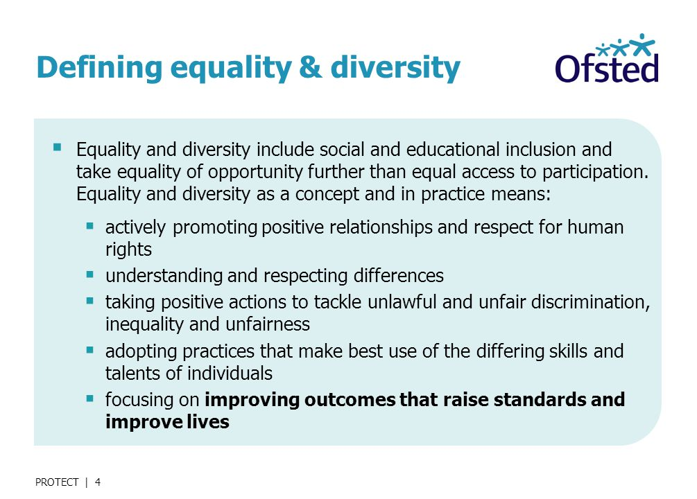 achieving equality of opportunity for all social groups Eeoc women's work group report agencies should show their commitment to achieving equal opportunities in the workplace by indicators of social and.