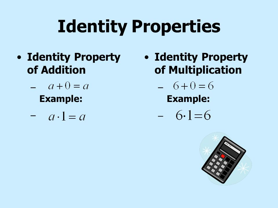 identity property ~ A Maths Dictionary for Kids Quick Reference by ...