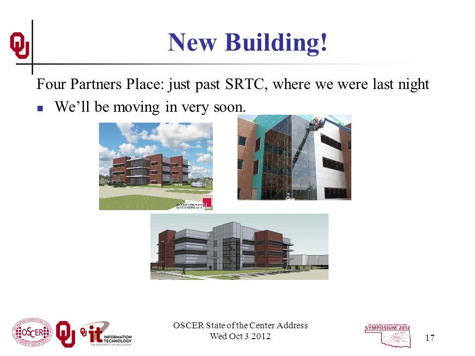 New Building.