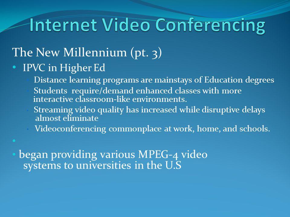 The New Millennium (pt.