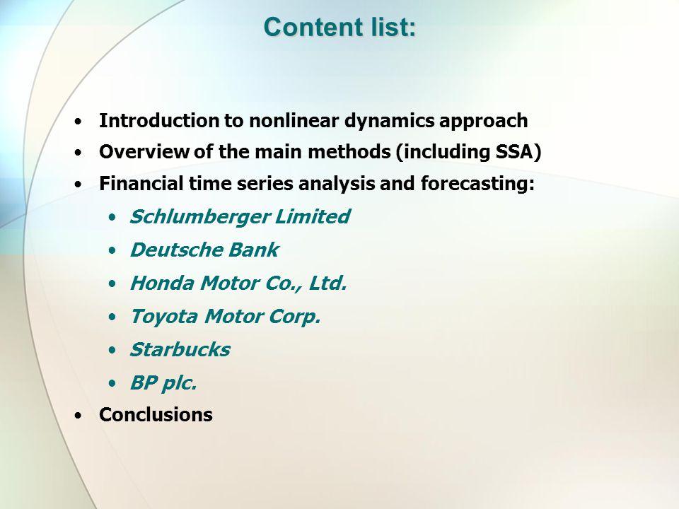 schlumberger financial analysis