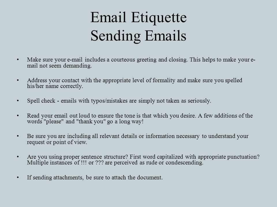 Business etiquette thank you letters and what is etiquette before 4 email etiquette m4hsunfo