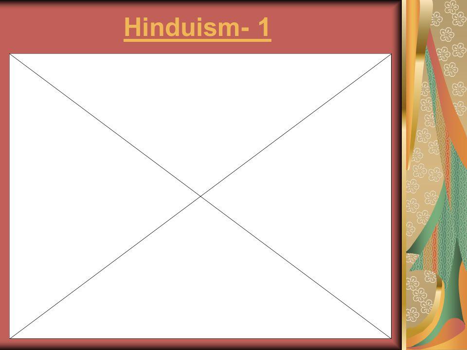 Hinduism- 1