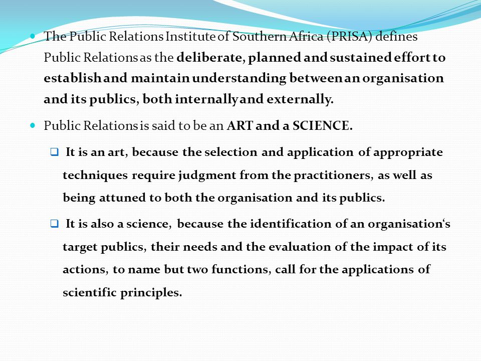 defining public relations definitions 3 sources Download thesis statement on defining public relations -- definitions from 3 sources in our database or order an original thesis paper that will be written by one of our staff writers and delivered according to the deadline.