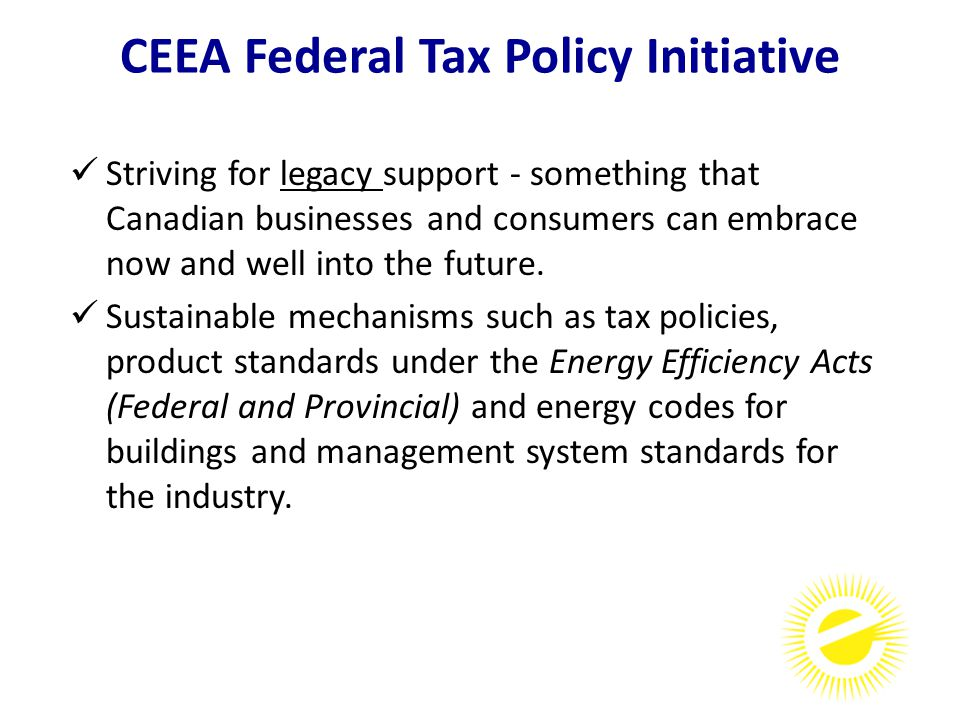 Striving for legacy support - something that Canadian businesses and consumers can embrace now and well into the future.